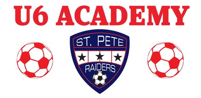 U6 Academy - Next Session March 22nd - April 19th