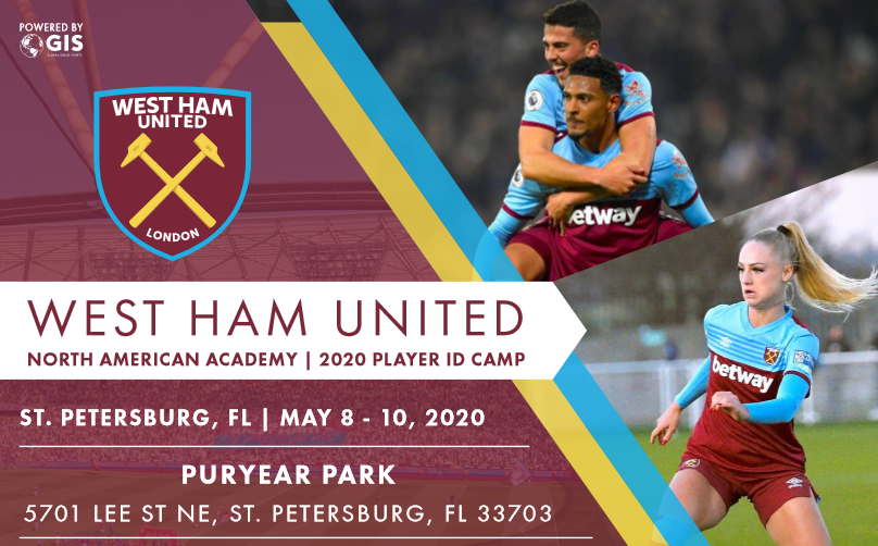2020 West Ham United Player ID Camp